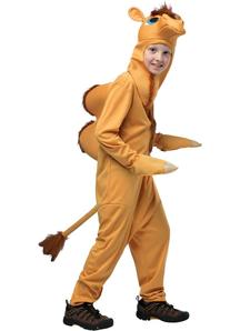 Camel Child Costume