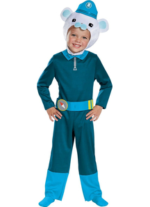 Captain Barnacles Toddler Costume