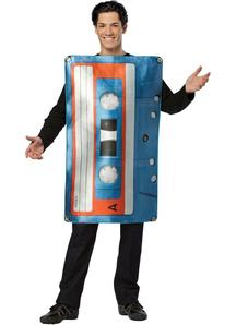 Cassette Tape Adult Costume