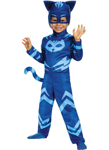 Catboy Costume For Children From Pj Masks