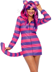 Cheshire Cat Adult Costume - 20984