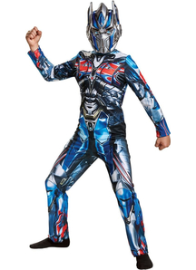 Classic Optimus Prime Child Costume