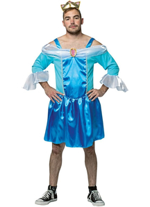 Comic Male Cinderella Costume