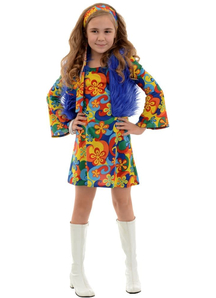 Cool Hippie Child Costume