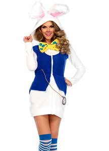 Cozy Rabbit Adult Costume