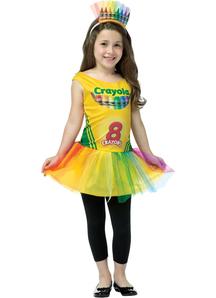 Crayola Box Child Costume