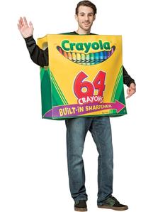 Crayola Box Tunic Adult