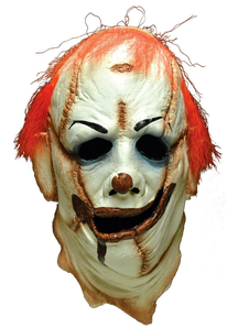 Creepy Clown Face Mask