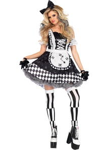 Cute Alice in Wonderland Adult Costume