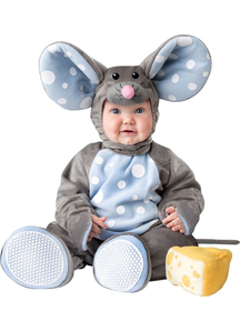 Cute Mouse Toddler Costume