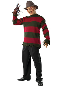 Deluxe Freddy Krueger Teen Sweater