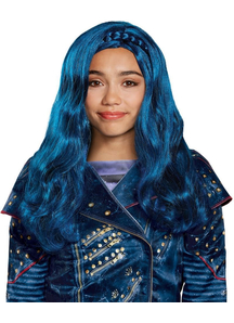 Descendants 2 Evie Wig Child