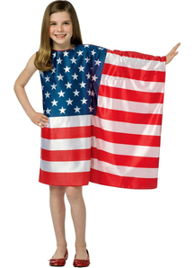 Dress USA Flag