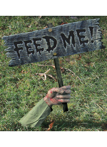 Feed Me Decoration