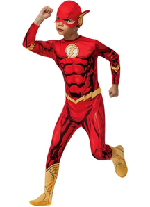 Flash Child Costume - 20971