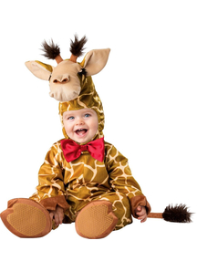 Funny Giraffe Toddler Costume