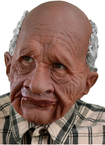 Grandfather Latex Mask