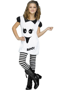 Halloween Ghost Child Costume - 20916