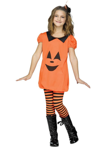 Halloween Pumpkin Child Costume