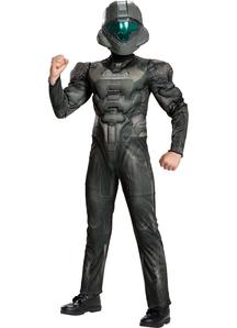 Halo Spartan Child Costume