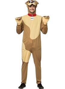 Happy Dog Adult Costume