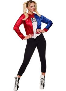 Harley Quinn Teen Costume