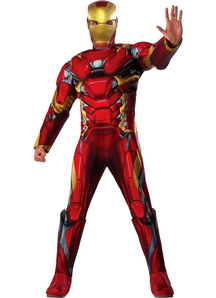 Iron Man Civil War Costume Adult