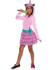 Jiggly Puff Child Costume