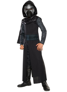 Kylo Ren Costume For Children From Star Wars