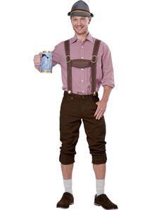 Lederhosen Kit Adult