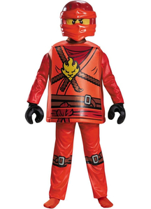 Lego Ninjago Kai Costume For Children