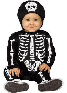 Little Skeleton Toddler Costume