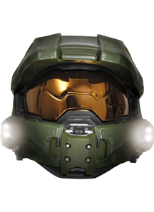Master Chief Light Up Adult Mask