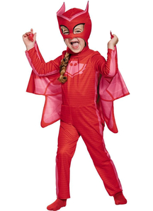 Owlette Costume For Children From Pj Masks