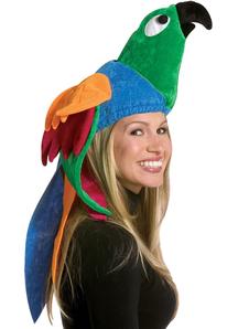 Parrot Hat Adult