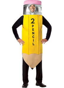 Pencil Adult Costume