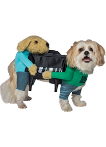 Piano Dog Costume