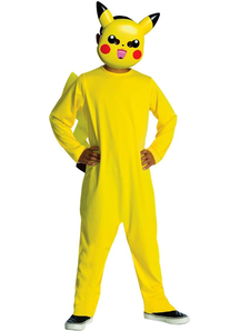 Pikachu Toddler Costume