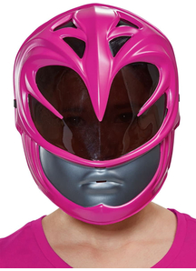 Pink Ranger Child Mask