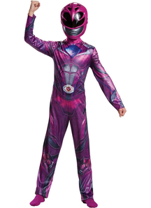 Power Pink Ranger Child Costume