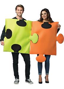 Puzzle Pieces Costumes