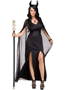Queen Of The Evil Adult Costume - 20805