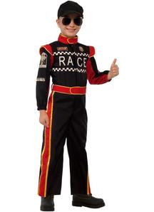 Racer Child Costume