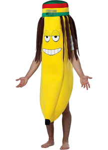Rasta Bandaba Adult Costume