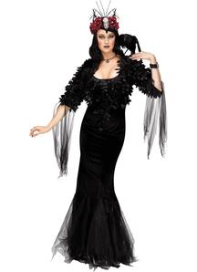 Raven Mistress Adult Costume
