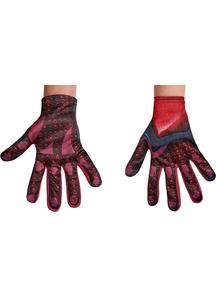 Red Ranger Child Gloves
