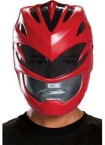 Red Ranger Child Mask