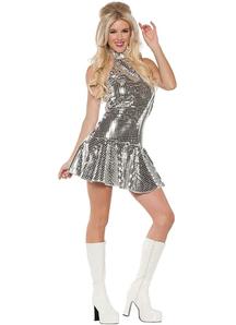 Retro Dancer Adult Costume
