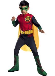 Robin Costume For Children