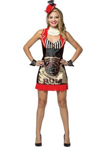 Rum Female Costume